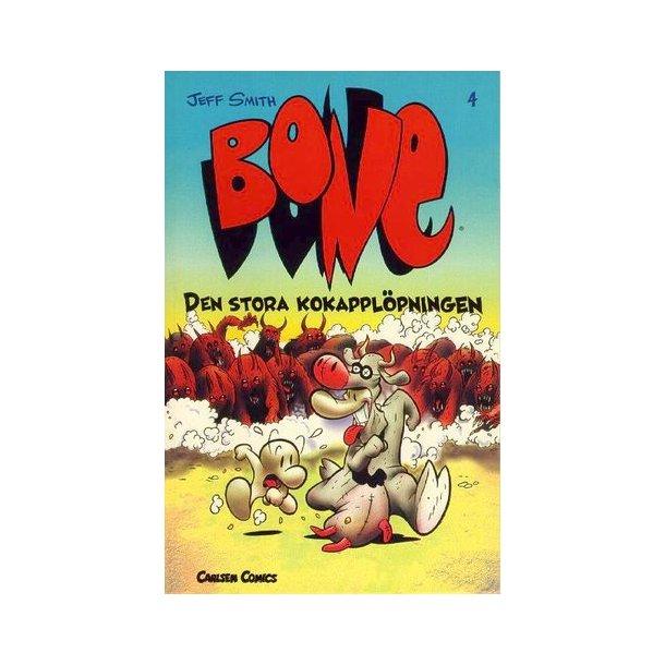 Bone 4 - Den stora kokapplöpningen