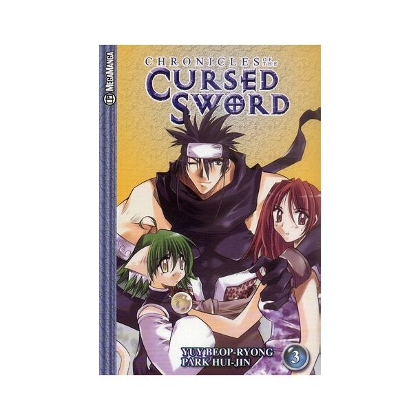 Chronicles of the Cursed Sword 03