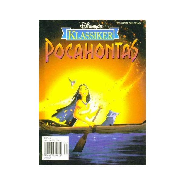 Disney´s klassiker 03 - Pocahontas