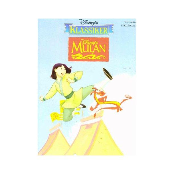 Disney´s klassiker 07 - Mulan