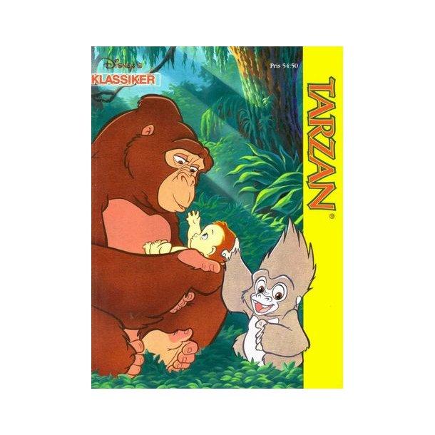 Disney´s klassiker 08 - Tarzan