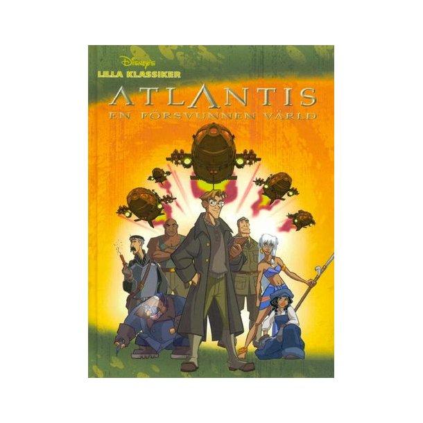 Disney´s lilla klassiker: Atlantis