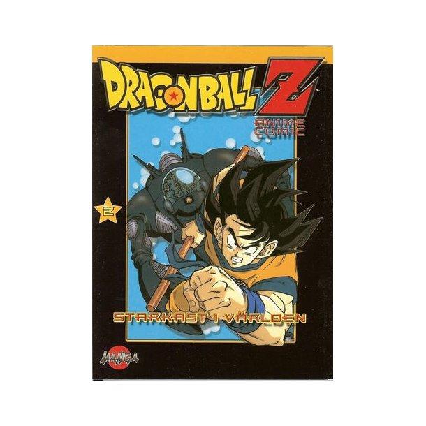 Dragon Ball Z 02 - Starkast i världen