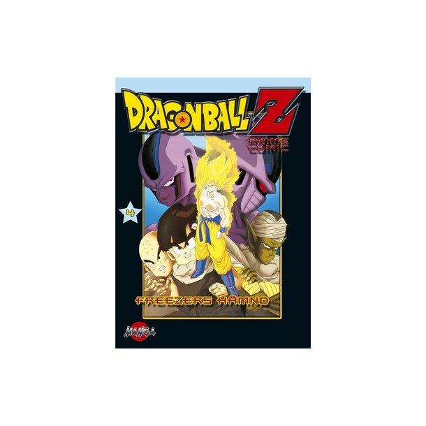 Dragon Ball Z 04 - Freezers hämd