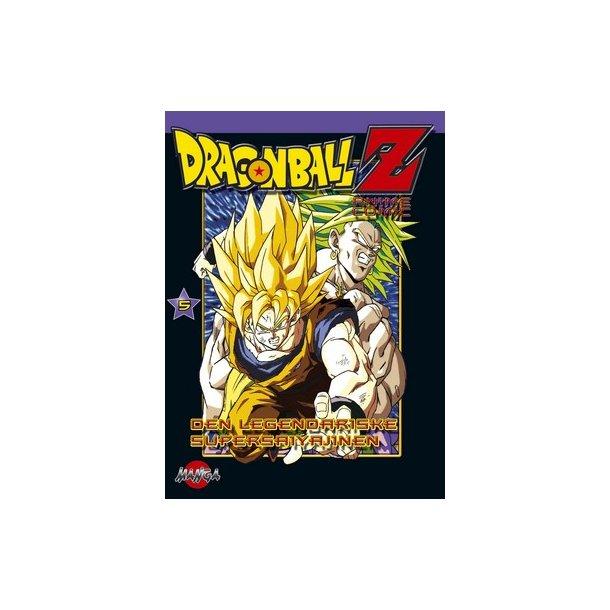 Dragon Ball Z 05 - Den legendariske super...