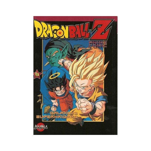 Dragon Ball Z 09 - Galaxens superkrigare