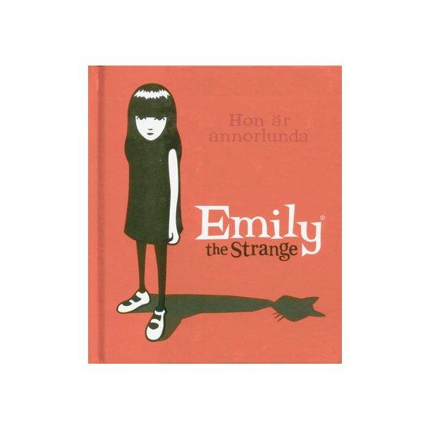 Emily the Strange - Hon är annorlunda
