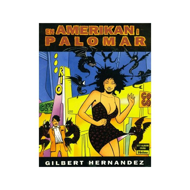 En amerikan i Palomar