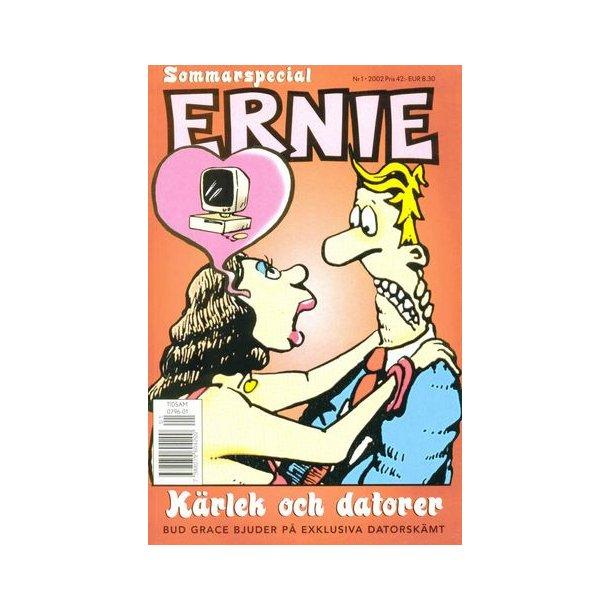 Ernie Sommar Special 2002 -  Kärlek och datorer