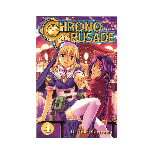 Chrono Crusade 04