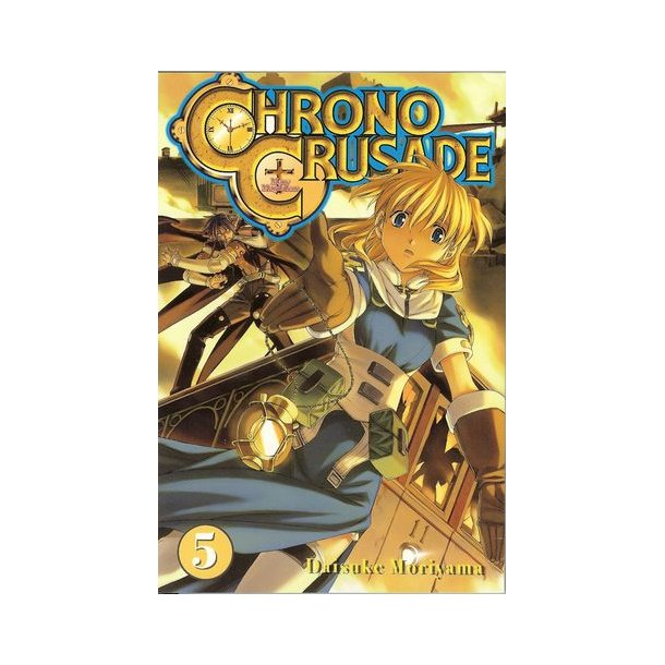 Chrono Crusade 05