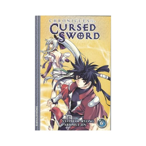 Chronicles of the Cursed Sword 06