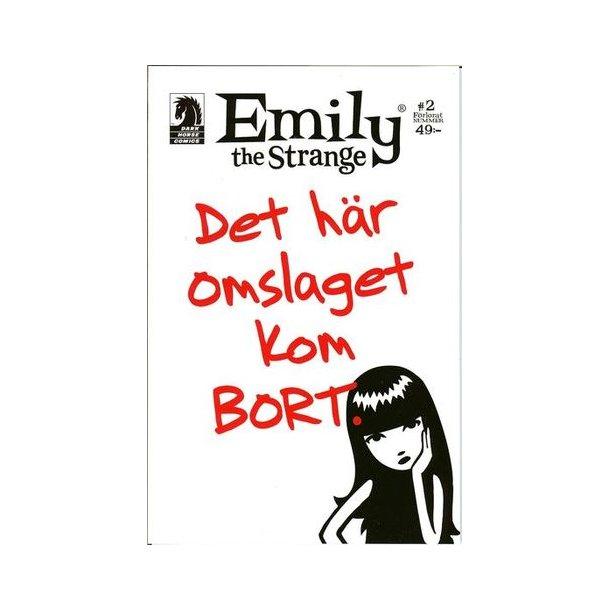 Emily the strange 02/2007