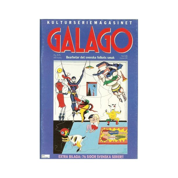 Galago 1985/01 - 8/9