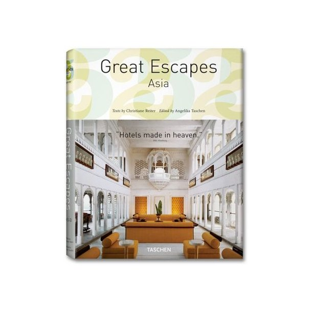 Great escapes:  Asia