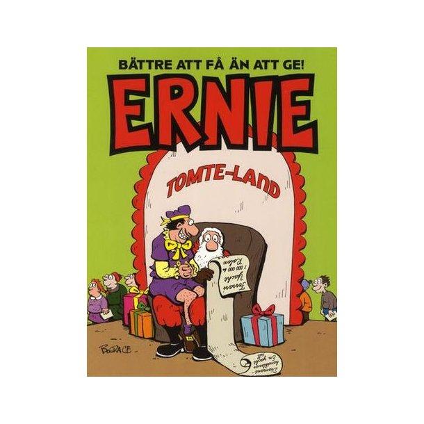 Ernie Jul 2010 - Bättre att få än att ge!