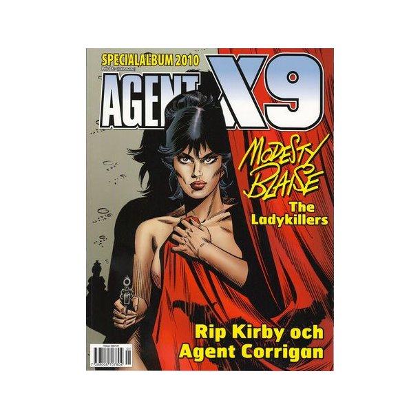 Agent X9 Specialalbum 2010