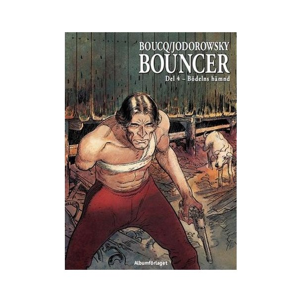Bouncer 04 - Bödelns hämd