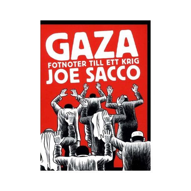 Gaza - Fotnoter till ett krig