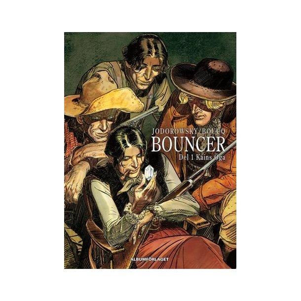 Bouncer 01 - Kains Öga