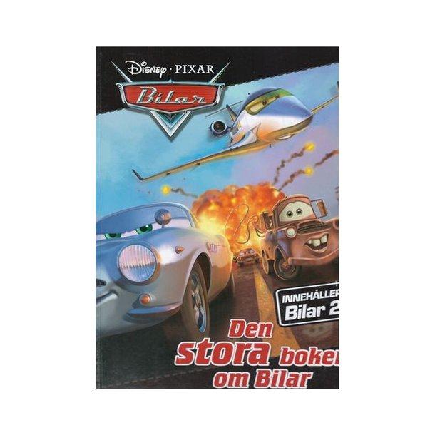 Cars - Den stora boken om bilar