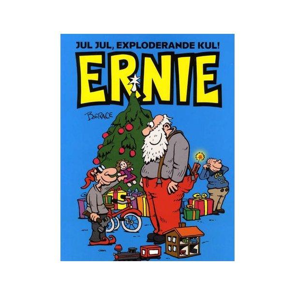 Ernie Jul 2011 - Jul jul, exploderande kul!