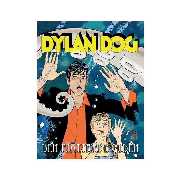 Dylan Dog - Den fjättrade guden