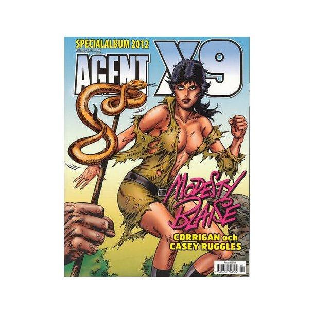 Agent X9 Specialalbum 2012