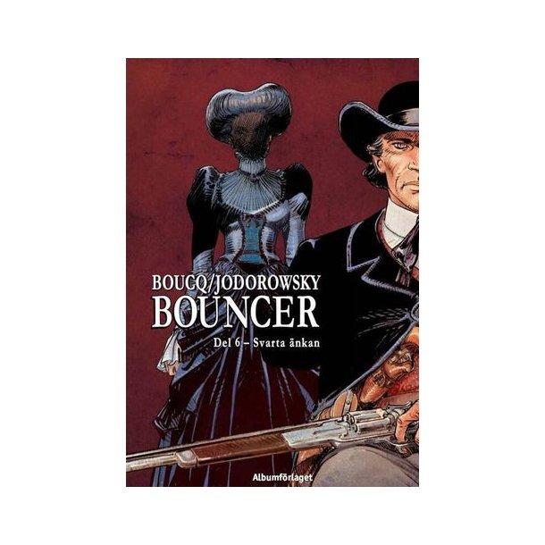 Bouncer 06 - Svarta änkan