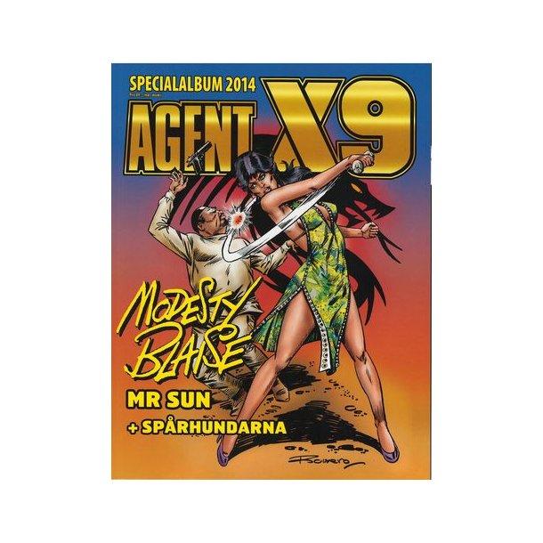 Agent X9 Specialalbum 2014