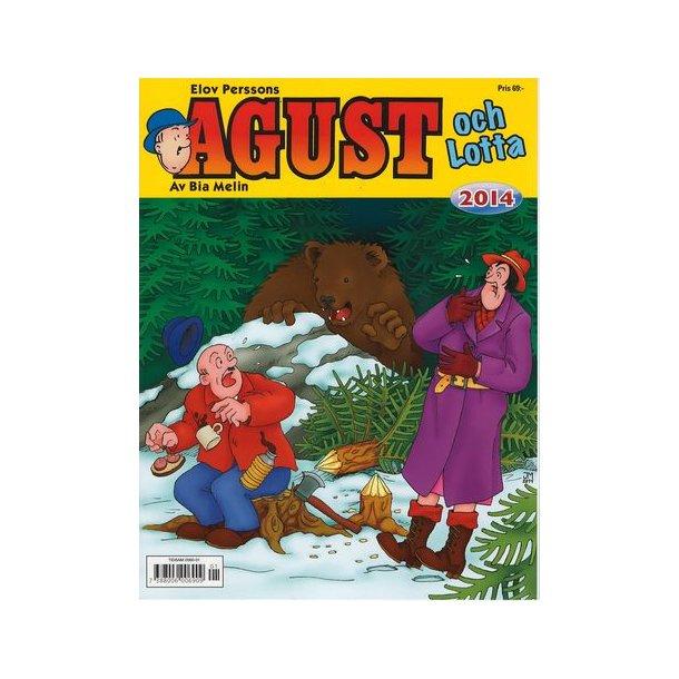 Agust och Lotta 2014