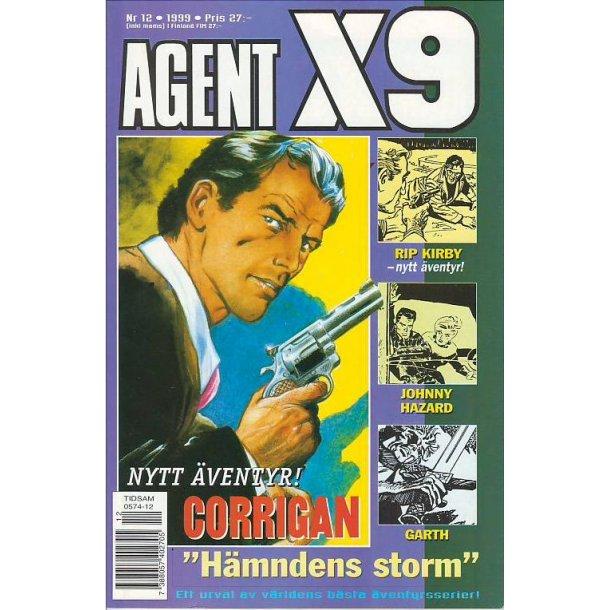 Agent X9 1999/12