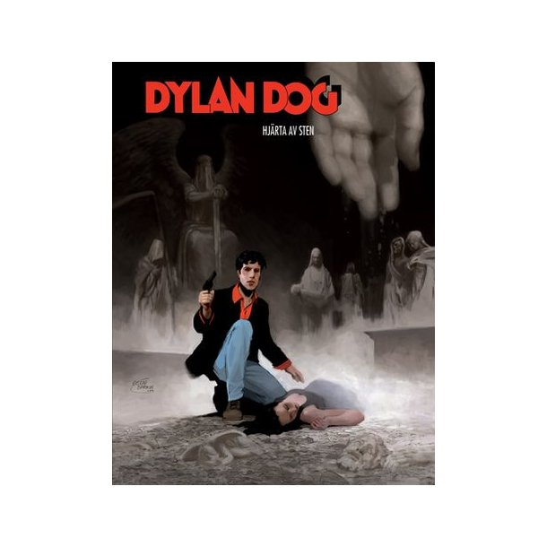 Dylan Dog - Hjärta av sten