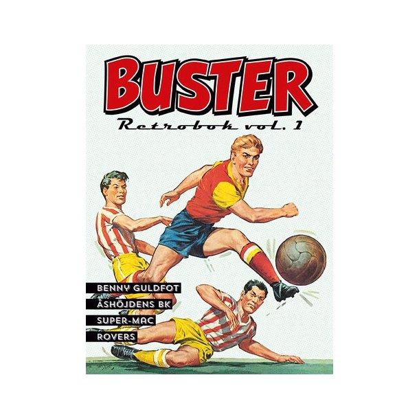 Buster Retrobok vol 1