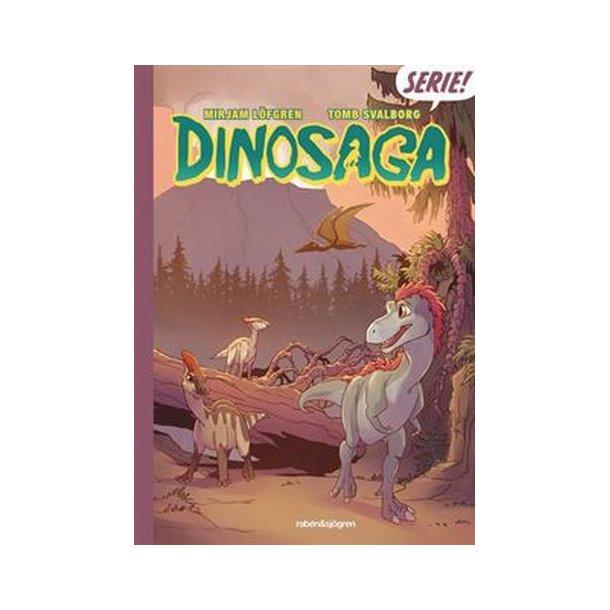 Dinosaga