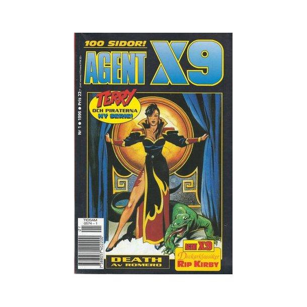 Agent X9 1996/01