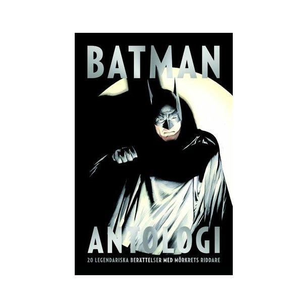 Batman Antologi - 20 legendariska berättelser med