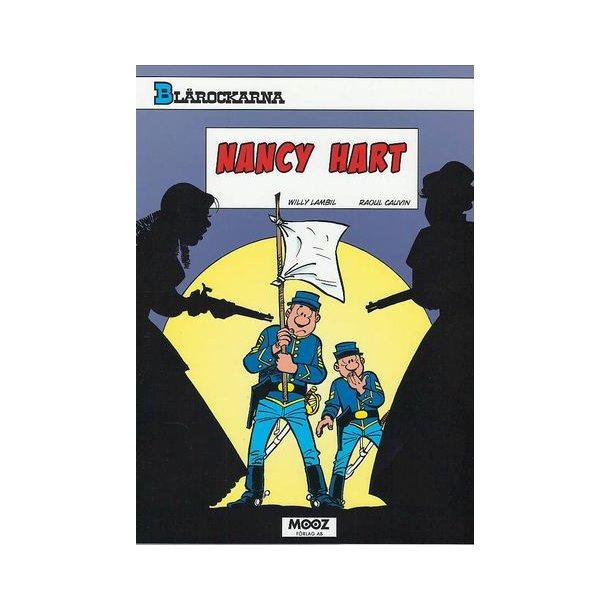 Blårockarna - Nancy Hart