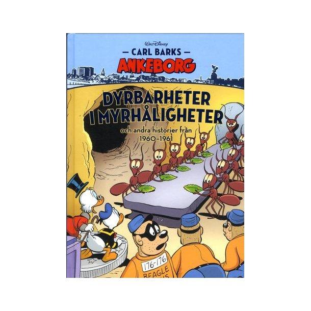 Carl Barks Ankeborg 12 - Dyrbarheter i myrhålighet