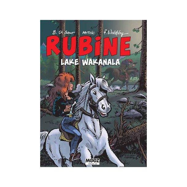 Rubine - Lake Wakanala