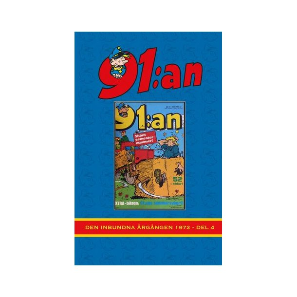 91:an - Den inbundna årgången 1972 del 4