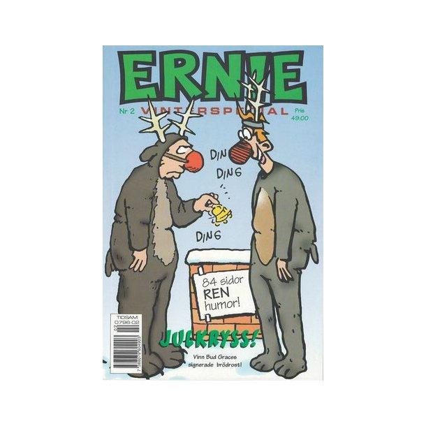 Ernie Vinterspecial 2001/02
