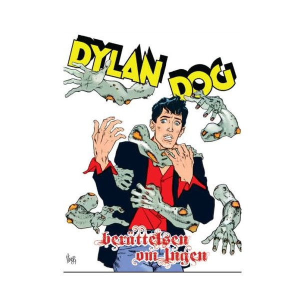 Dylan Dog - Berättelsen om ingen