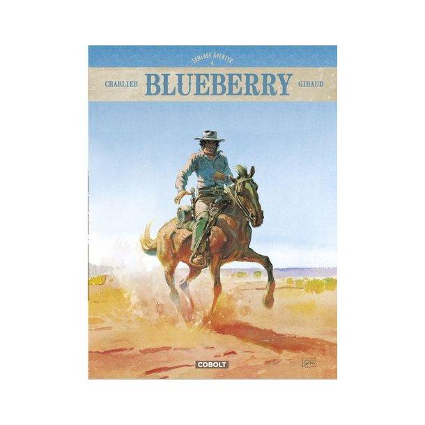 Blueberry - Samlade äventyr 4
