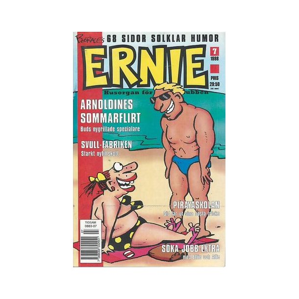 Ernie 1998/07