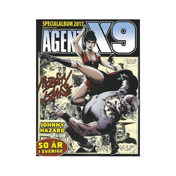 Agent X9 Specialalbum 2017