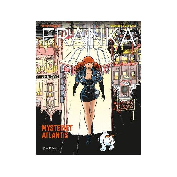 Franka Samlade äventyr 2 - Mysteriet Atlantis