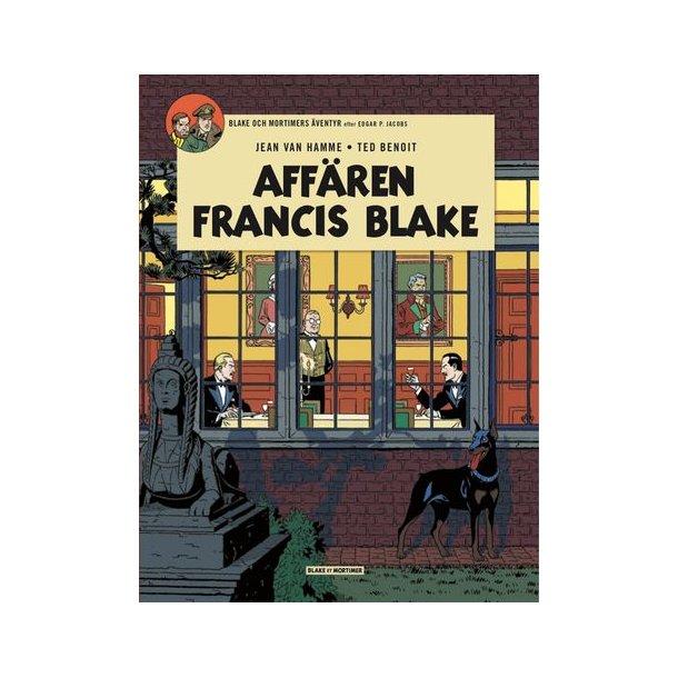 Blake och Mortimer - Affären Francis Blake