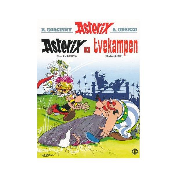 Asterix 04 - Asterix och tvekampen