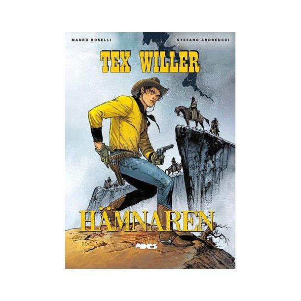 Tex Willer 1 - Hämnaren